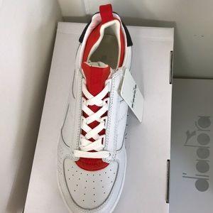 Diadora B. elite socks sneakers NWT