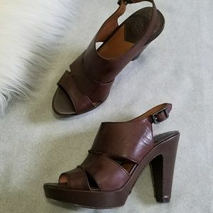 Lucky Brand Peggy Platform Heels