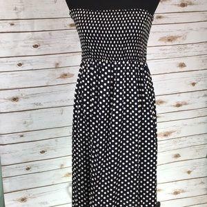 Torrid Brand Strapless Long Dress