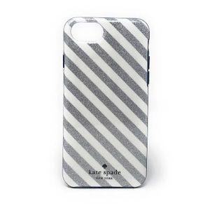 Kate Spade iPhone 6 6s 7 8 or Plus Glitter Case