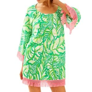 Lilly Pulitzer Getaway Cover Up Dress NWT