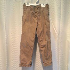 ⭐️Sale⭐️Toddler boys carters cargo pants size 4