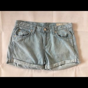 Rag&Bone shorts Denim jeans size 24
