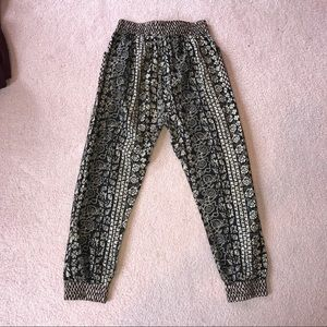 Urban Outfitters patterned pants