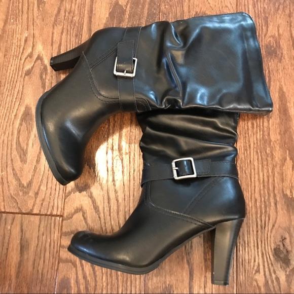 c447506096a77 Arizona Jean Company Shoes - Arizona Absolute Womens Fashion Boots Size 7.5