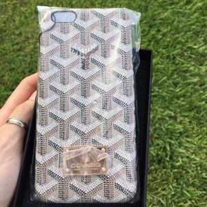 Goyard iPhone 6 Plus 6s plus case cover