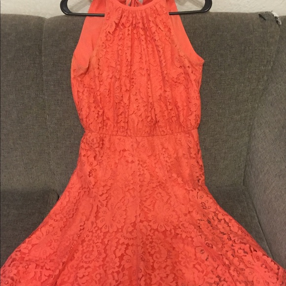 Juicy Couture Dresses | Halter Lace Dress Sz 4 Never Worn | Poshmark