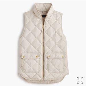 J. Crew women's vest