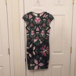Ted Baker Friyo Dress Size 1