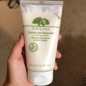 Accessories - Origins full face wash new!
