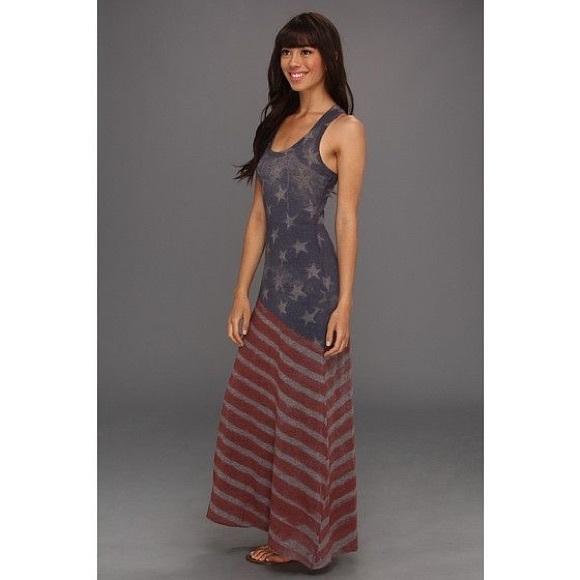 Alternative Apparel Dresses | Patriotic American Flag Dress | Poshmark