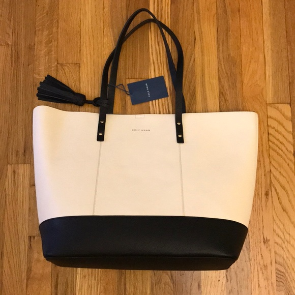 989482be3fd Cole Haan Bags | Authentic Bayleen Tote Nwt | Poshmark