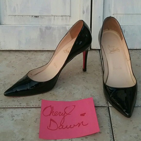 size 40 a96a5 303ff Christian Louboutin Pigalle 85mm size 35.5
