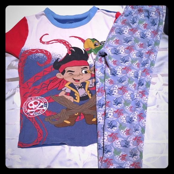 385be1361 Disney Pajamas | Pj Pals Size 8 | Poshmark