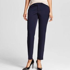 ‼️Navy Blue Ankle Fit Pants