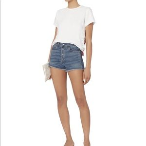 Rag n bone denim shorts