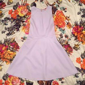 Ted Baker Lavender Dress