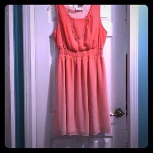 Kim Rogers 1x Pink Dress 👗