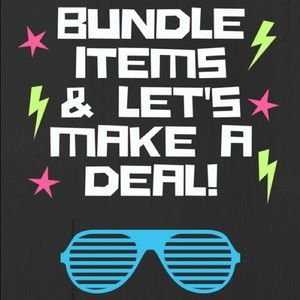 Tops - Bundle & Lets make a deal! Cleaning out my closet!