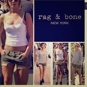 RAG & BONE MILA SHORT
