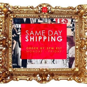 Same Day Shipping - Order by 3PM EST