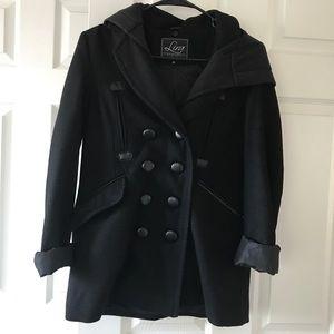 Lira black coat