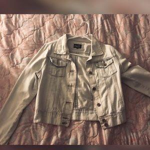 Jean jacket from rue 21