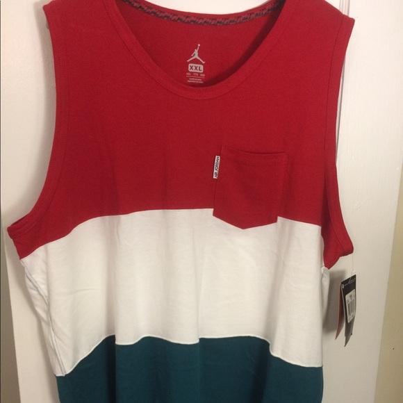 f58650b4759609 Nike Air Jordan Flight Tank Top Shirt Size XXL