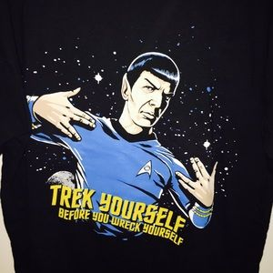 09d08554d Shirts | Nwot Star Trek Tee | Poshmark