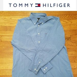 🔥🔽Price drop TOMMY HILFIGER CASUAL SHIRT