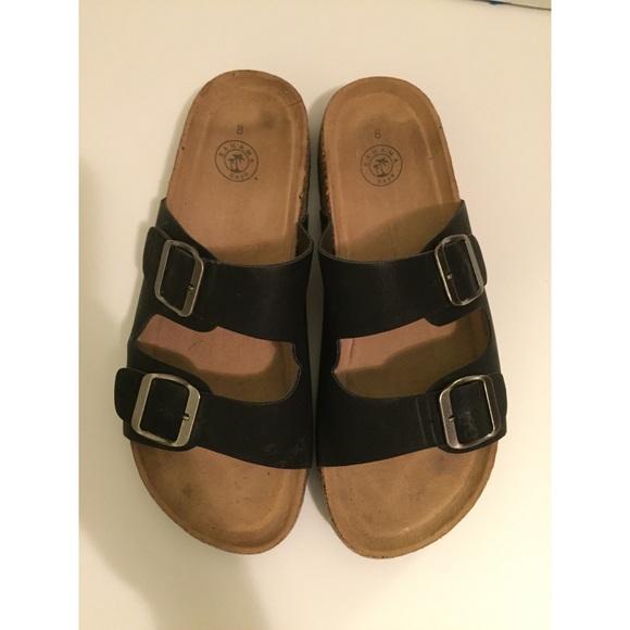 24d3c39ede0 Bahama Bay Shoes - Birkenstock Inspired Sandals