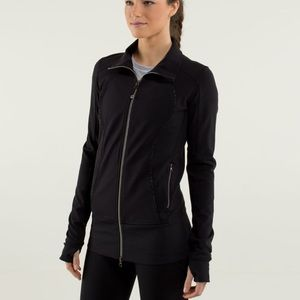 Lululemon Asana Front Zip Up Jacket