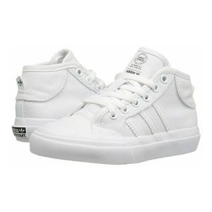 ADIDAS Originals Youth Matchcourt Mid Sneakers