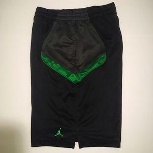 d55640cbae63e9 Jordan Shorts - Men s Jordan jumpman brand Dri Fit bball shorts S