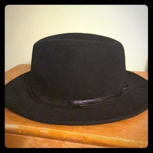 Other - Men's XL Black wool hat