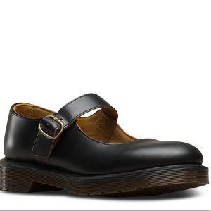 Doc Marten Mary Jane Shoes Size 8