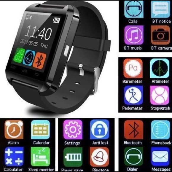 SMART WATCH BT ANDROID/iPHONE COMPATIBLE
