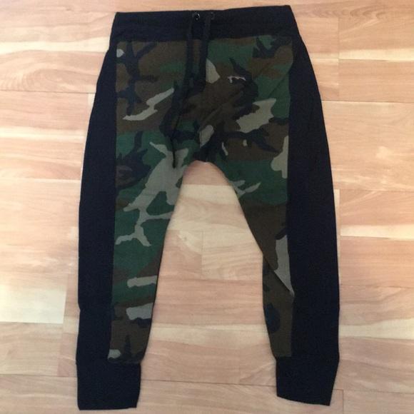 99a6376fffe98 Pants   Army Fatigue Joggers   Poshmark