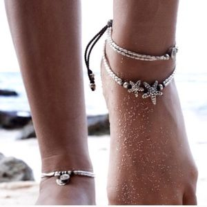 Jewelry - Starfish Anklet