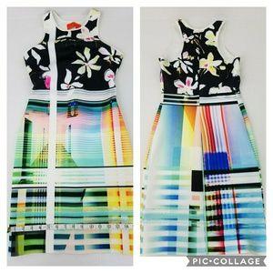 Clover Canyon Women's Dress Size Small Neoprene
