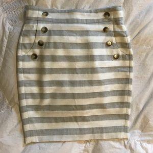 Ann Taylor LOFT pencil inspired skirt