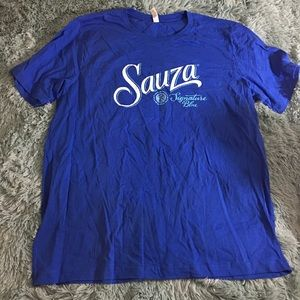 Other - 🎈5for25 🎈Sauza Tequila Blue T-Shirt NWOT
