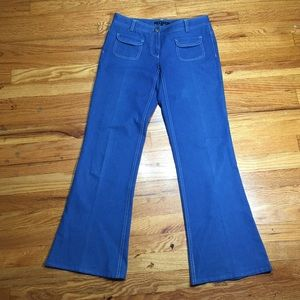 Theory Wide Leg Jeans Size 2