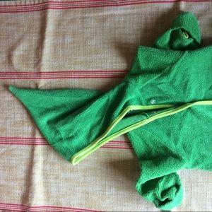bfa9d498cb9c closer at 9de68 94532 zutano baby one piece cozie elf suit lime ...