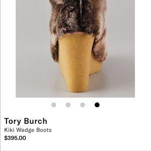 922fcf0a889650 Tory Burch Shoes - Tory Burch Kiki Wedge Boots shearling