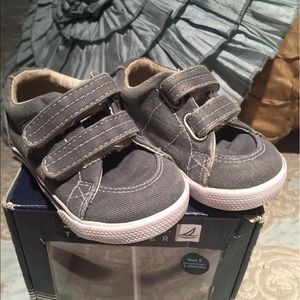 Baby Sperry's Top Sider shoes