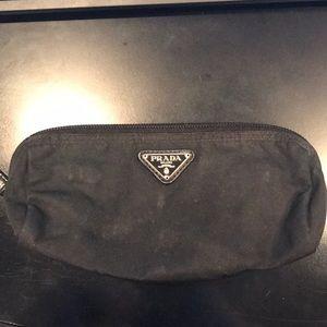 Prada small make up bag