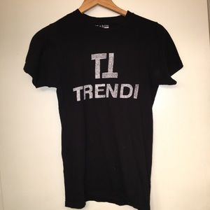"""Trendi (Fendi)"" Men's Tee UO"