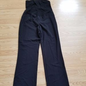 Maternity dress pants - Small Long