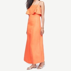 Ann Taylor Maxi Dress Size 4